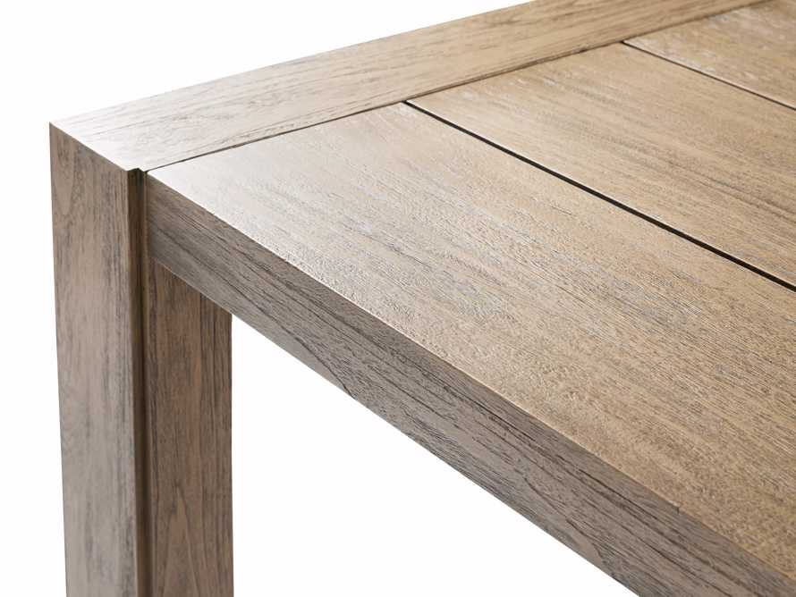"""Canyon Outdoor 86"""" Dining Table, slide 6 of 7"""