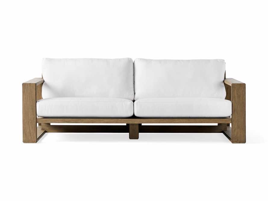 "Canyon Outdoor 86"" Sofa, slide 3 of 7"