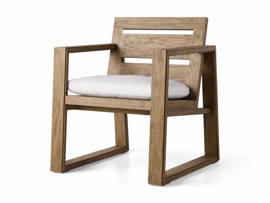 """Canyon Outdoor 27"""" Dining Arm Chair, slide 3 of 7"""