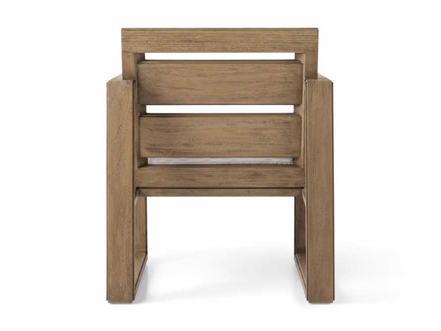 """Canyon Outdoor 27"""" Dining Arm Chair, slide 5 of 7"""