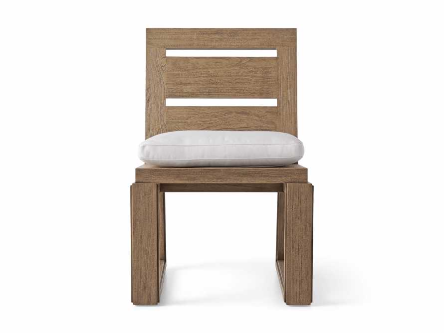 """Canyon Outdoor 19.75"""" Dining Side Chair, slide 2 of 7"""