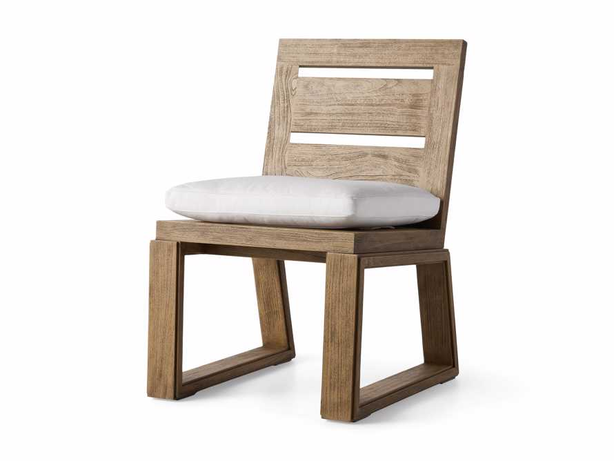 """Canyon Outdoor 19.75"""" Dining Side Chair, slide 3 of 7"""
