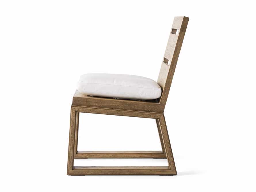 """Canyon Outdoor 19.75"""" Dining Side Chair, slide 4 of 7"""
