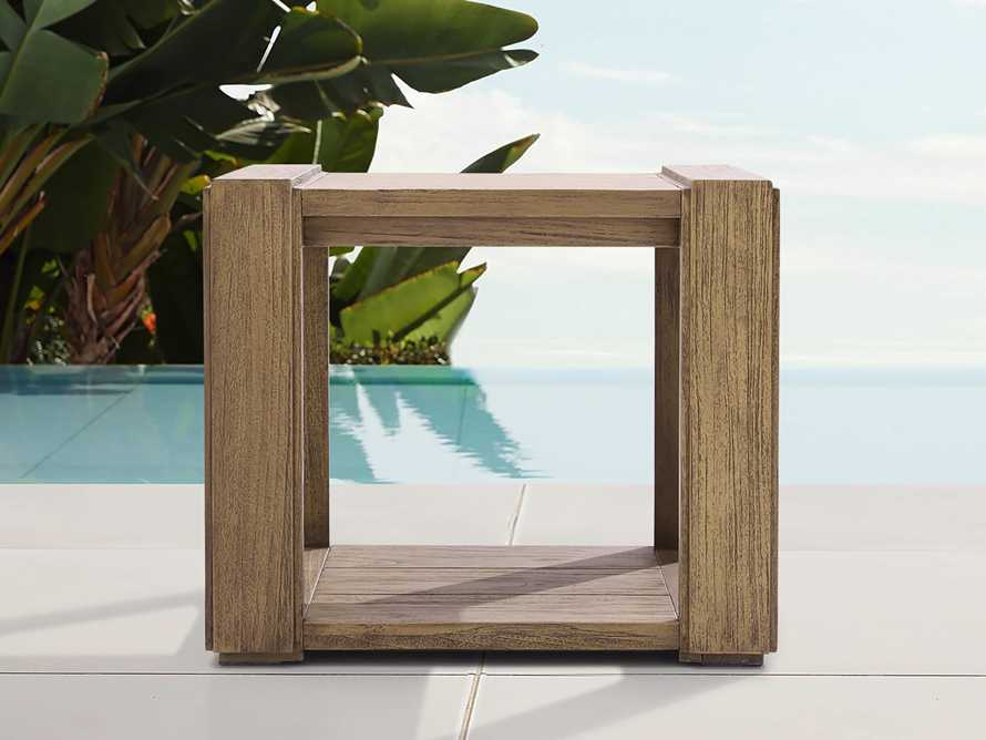 "Canyon Outdoor 24"" End Table, slide 1 of 6"