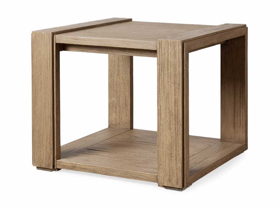 "Canyon Outdoor 24"" End Table, slide 3 of 6"