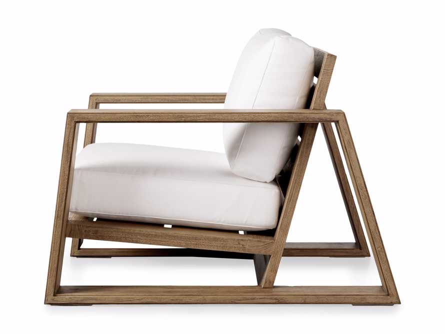 """Canyon Outdoor 36"""" Lounge Chair in Weathered Fawn, slide 4 of 11"""