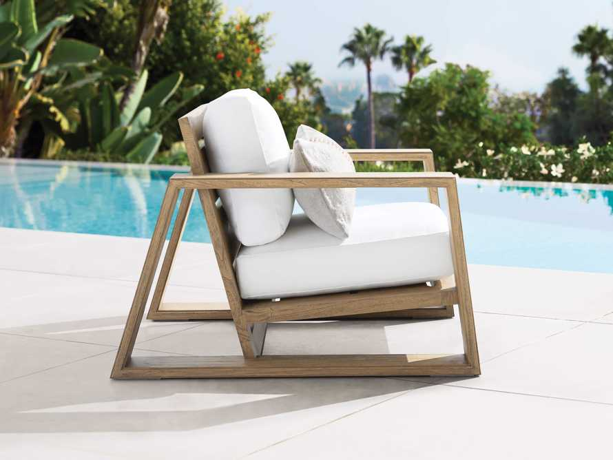 """Canyon Outdoor 36"""" Lounge Chair in Weathered Fawn, slide 7 of 11"""