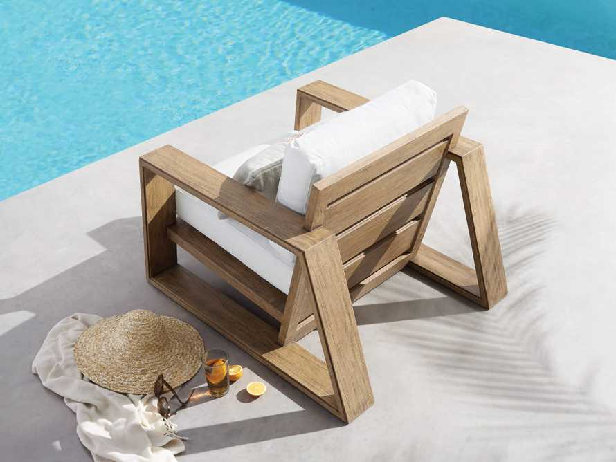 """Canyon Outdoor 36"""" Lounge Chair in Weathered Fawn, slide 10 of 11"""