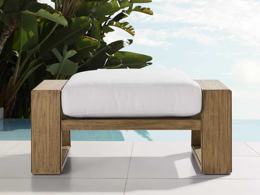"""Canyon Outdoor 36"""" Ottoman in Weathered Fawn, slide 1 of 4"""