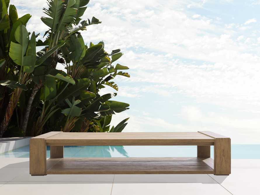 """Canyon Outdoor 72"""" Coffee Table, slide 2 of 6"""