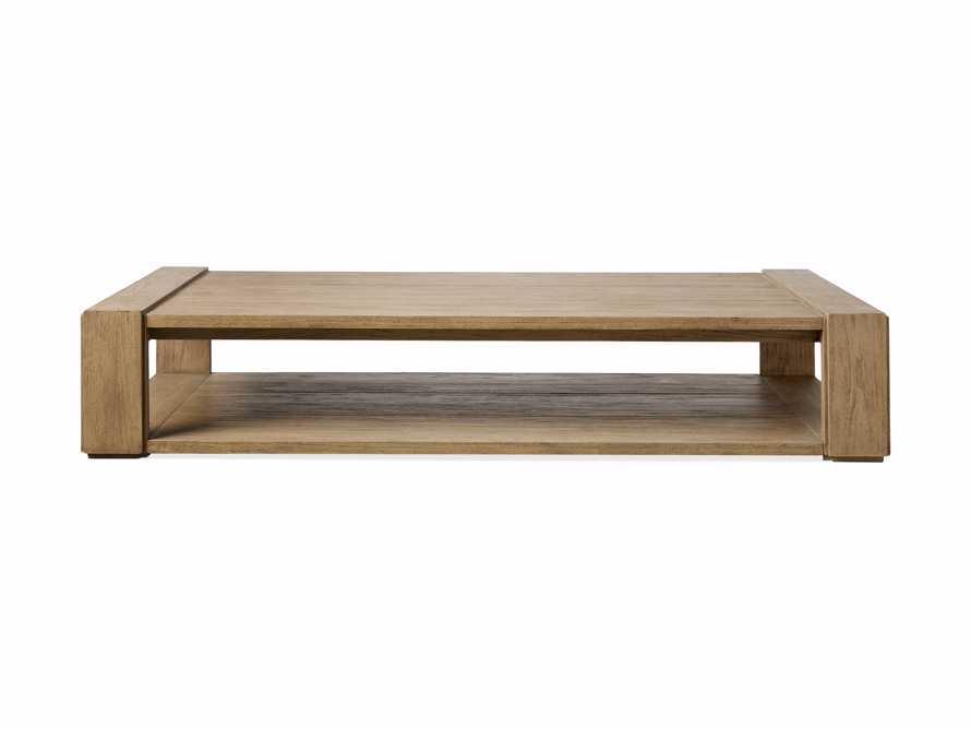 """Canyon Outdoor 72"""" Coffee Table, slide 3 of 6"""