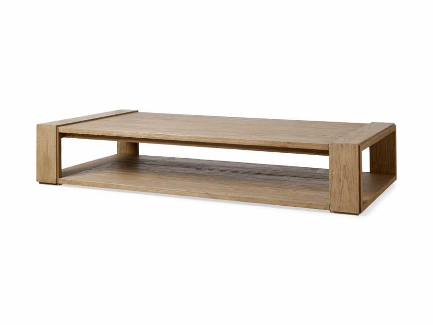 """Canyon Outdoor 72"""" Coffee Table, slide 4 of 6"""