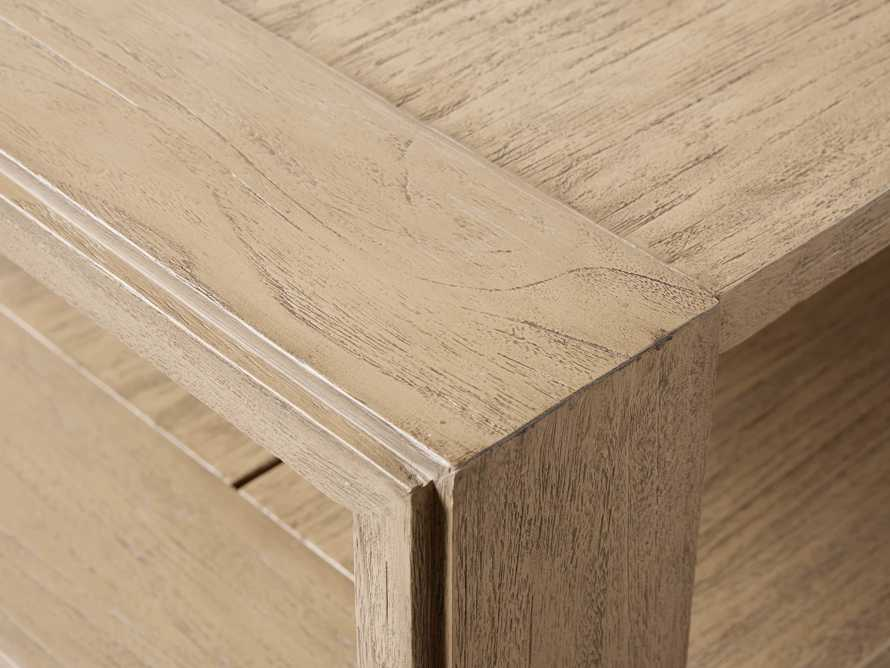 """Canyon Outdoor 72"""" Coffee Table, slide 5 of 6"""