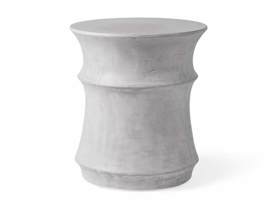 "14.5"" Concrete Stool, slide 3 of 6"