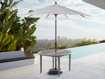 """Costa Outdoor Round 54"""" Dining Table"""