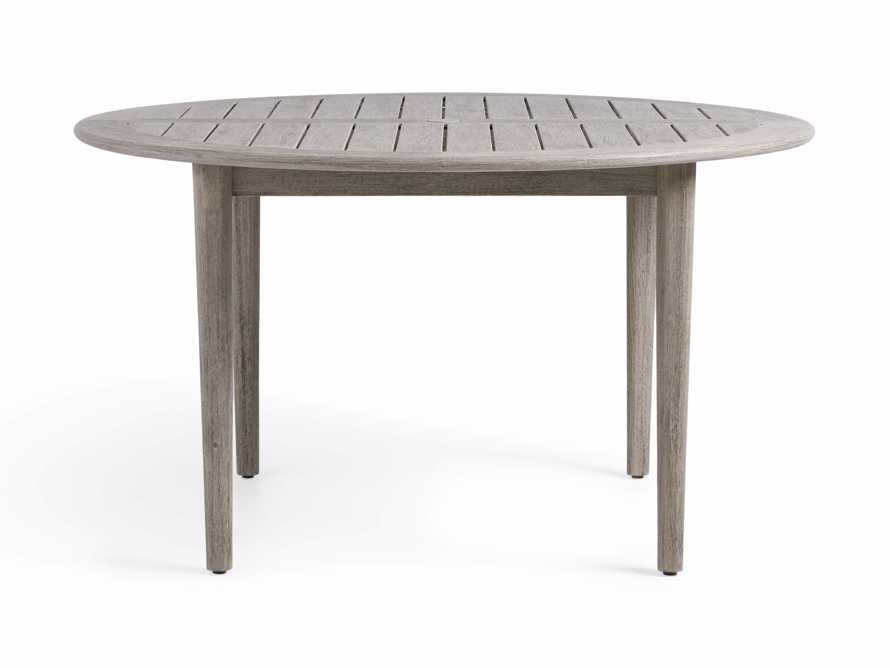 """Costa Outdoor Round 70"""" Dining Table, slide 5 of 8"""