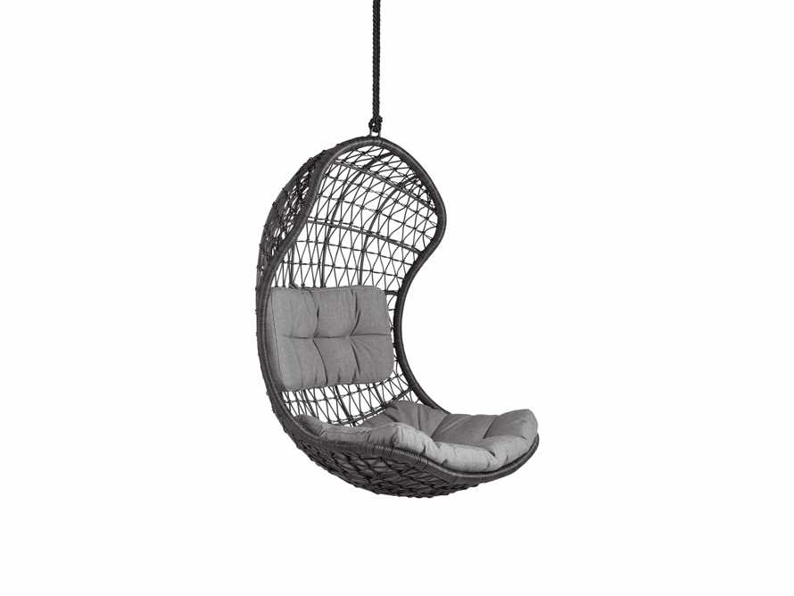 Crew Outdoor Hanging Chair With Rope, slide 4 of 6
