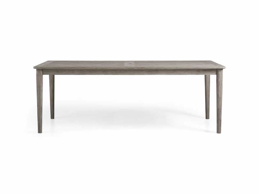 "Costa Outdoor 84"" Dining Table, slide 3 of 5"