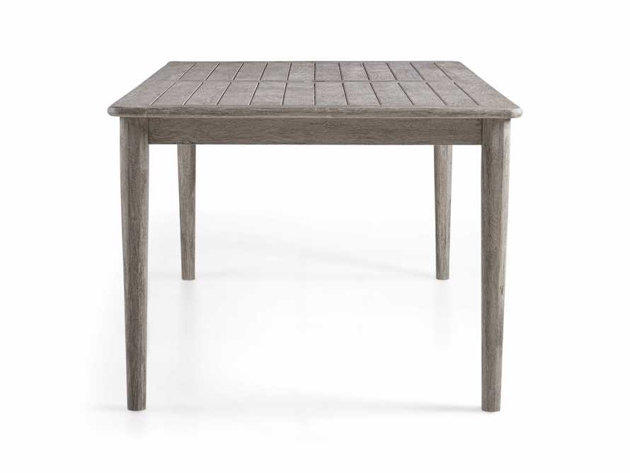 "Costa Outdoor 84"" Dining Table, slide 4 of 5"