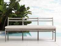 "Costa Outdoor 74"" Dining Bench"
