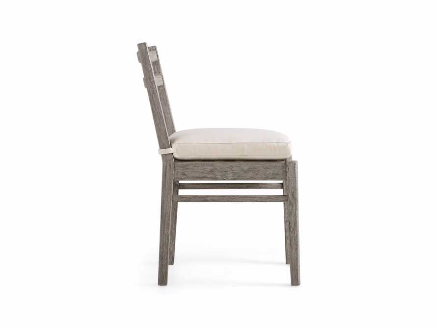 "Costa Outdoor 21"" Dining Side Chair, slide 4 of 4"