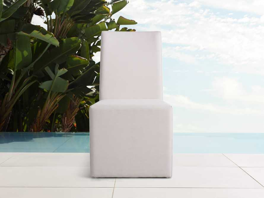 "Devon Outdoor 21"" Dining Side Chair, slide 1 of 3"