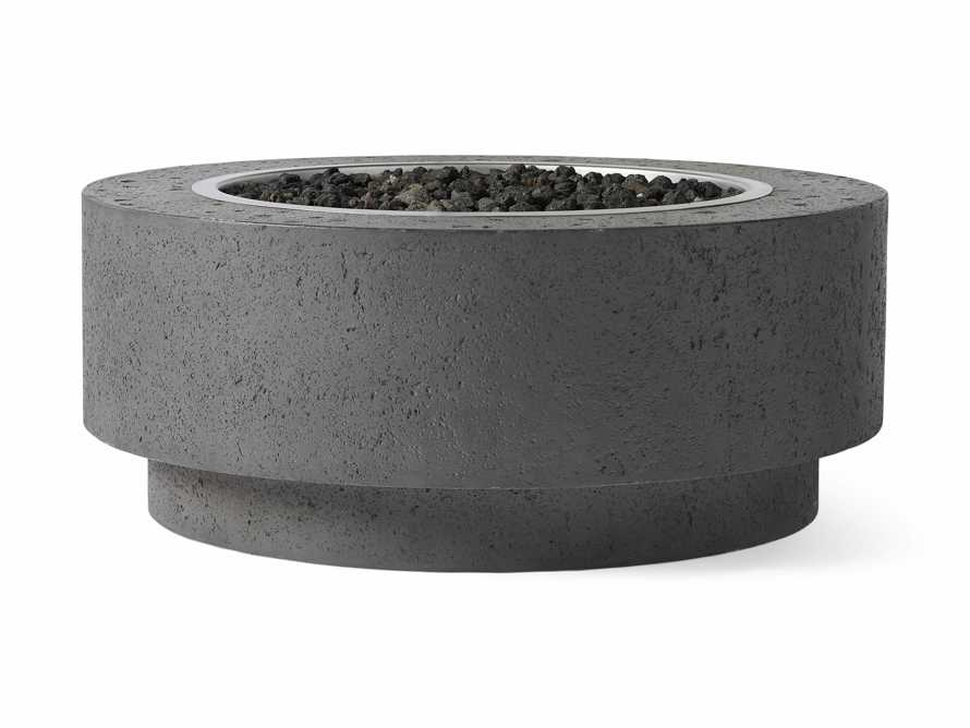 Propane 38'' Round Outdoor Fire Pit, slide 5 of 5