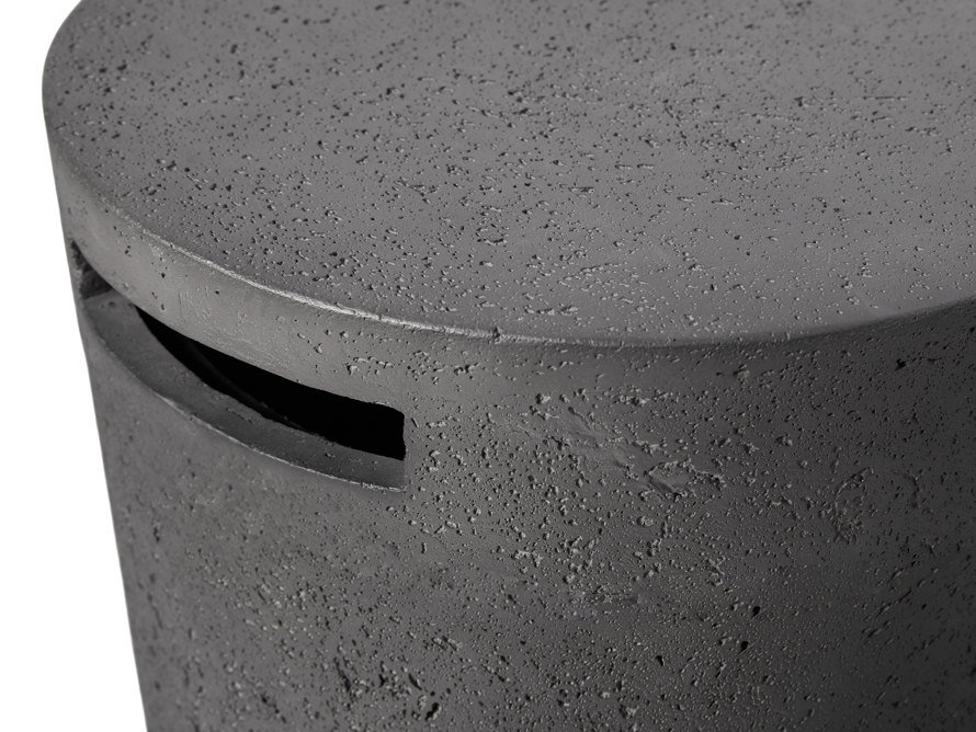 Outdoor Fire Pit Tank Cover, slide 2 of 4