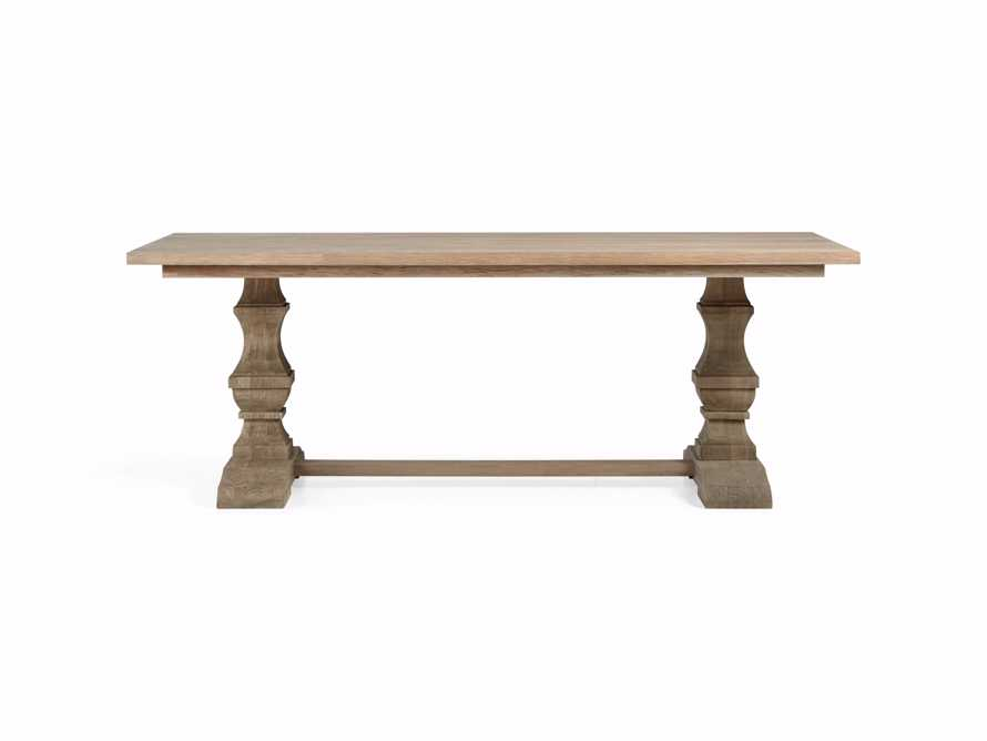 "Hamptons Outdoor 84"" Dining Table, slide 3 of 8"