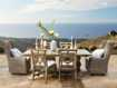 """Hamptons Outdoor 96"""" Dining Table"""