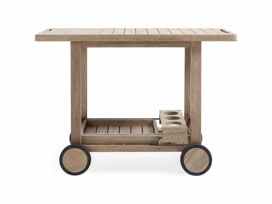 Hamptons Outdoor Bar Cart, slide 2 of 5