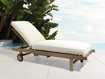 "Hamptons Outdoor 85"" Chaise Replacement Cushions"