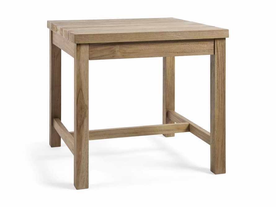 Hamptons Outdoor End Table, slide 3 of 4