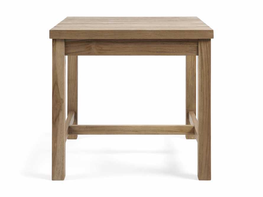 Hamptons Outdoor End Table, slide 2 of 4