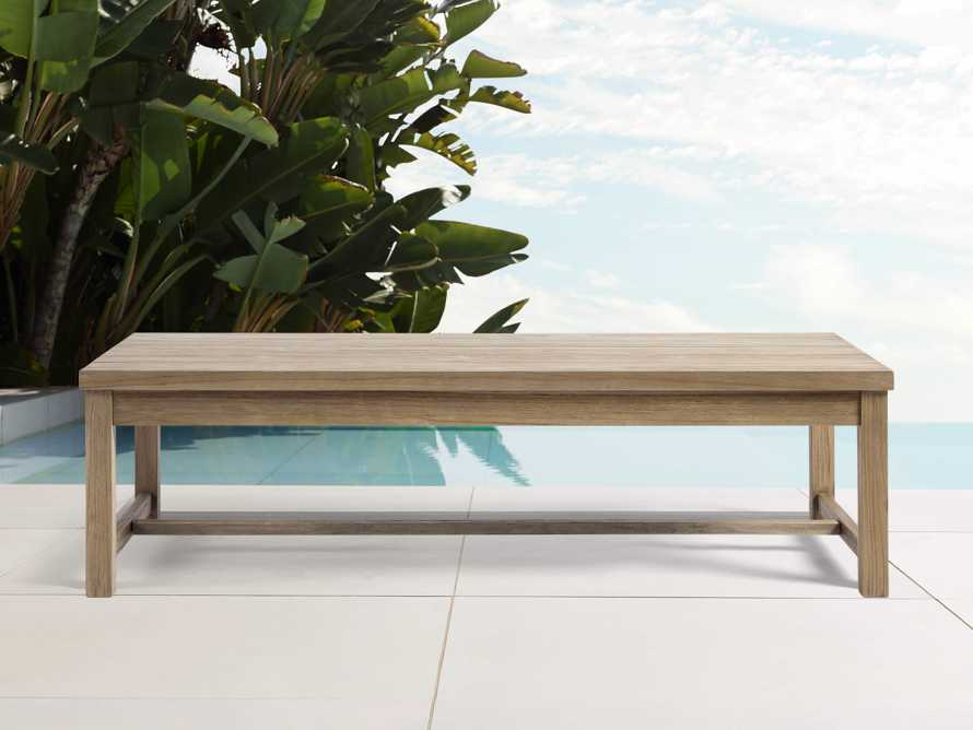Hamptons Outdoor Coffee Table, slide 1 of 4