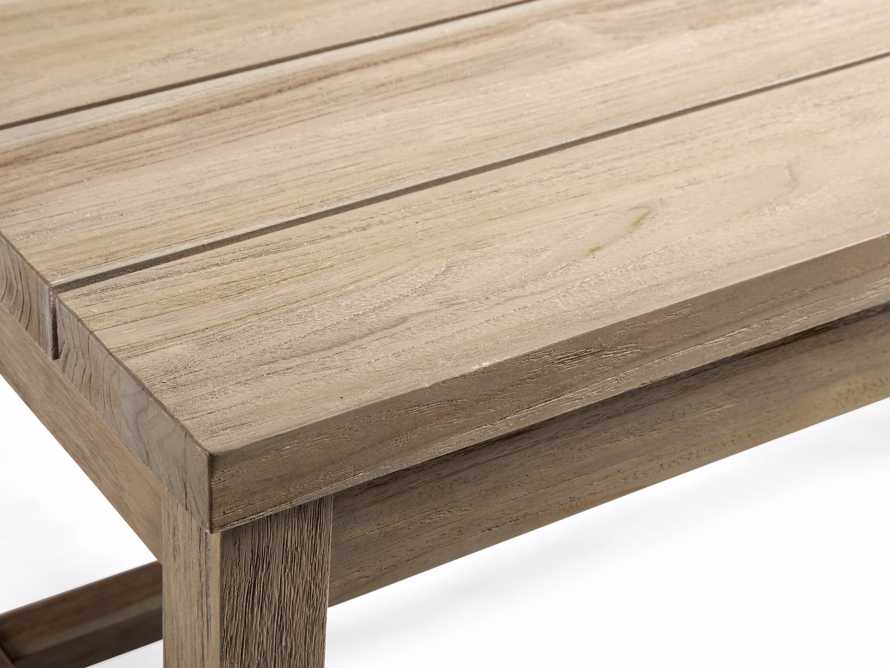 Hamptons Outdoor Coffee Table, slide 4 of 4