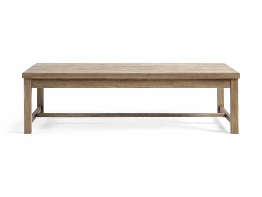 Hamptons Outdoor Coffee Table, slide 2 of 4
