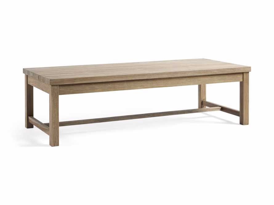Hamptons Outdoor Coffee Table, slide 3 of 4