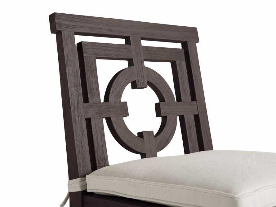 "Hamptons Outdoor 21"" Counter Stool in Truffle Brown, slide 5 of 5"