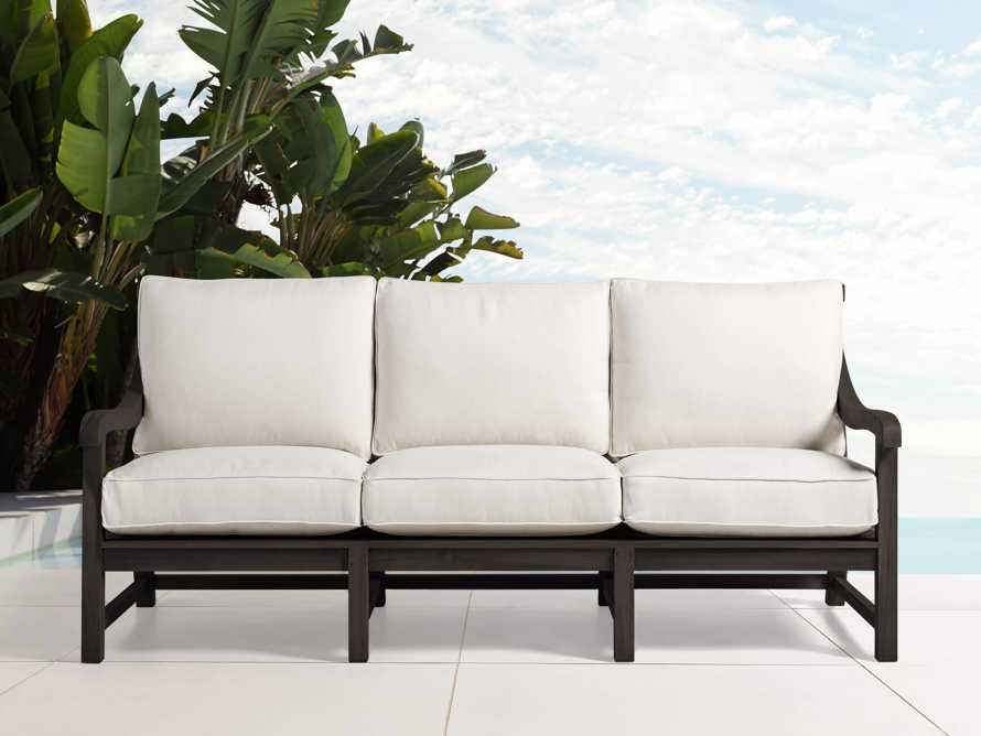 "Hamptons Outdoor 83"" Sofa"