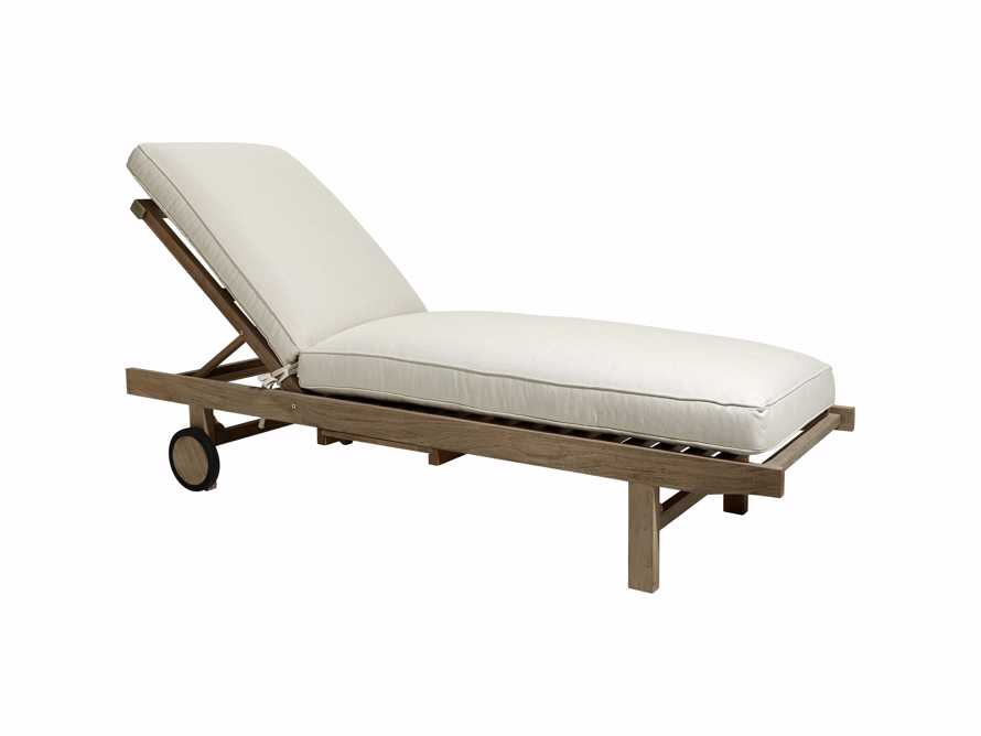 "Hamptons Outdoor 85"" Chaise, slide 3 of 9"