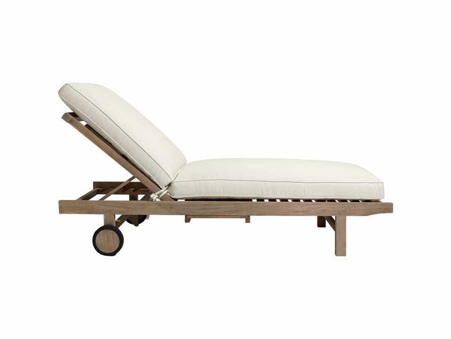 "Hamptons Outdoor 85"" Chaise, slide 5 of 9"
