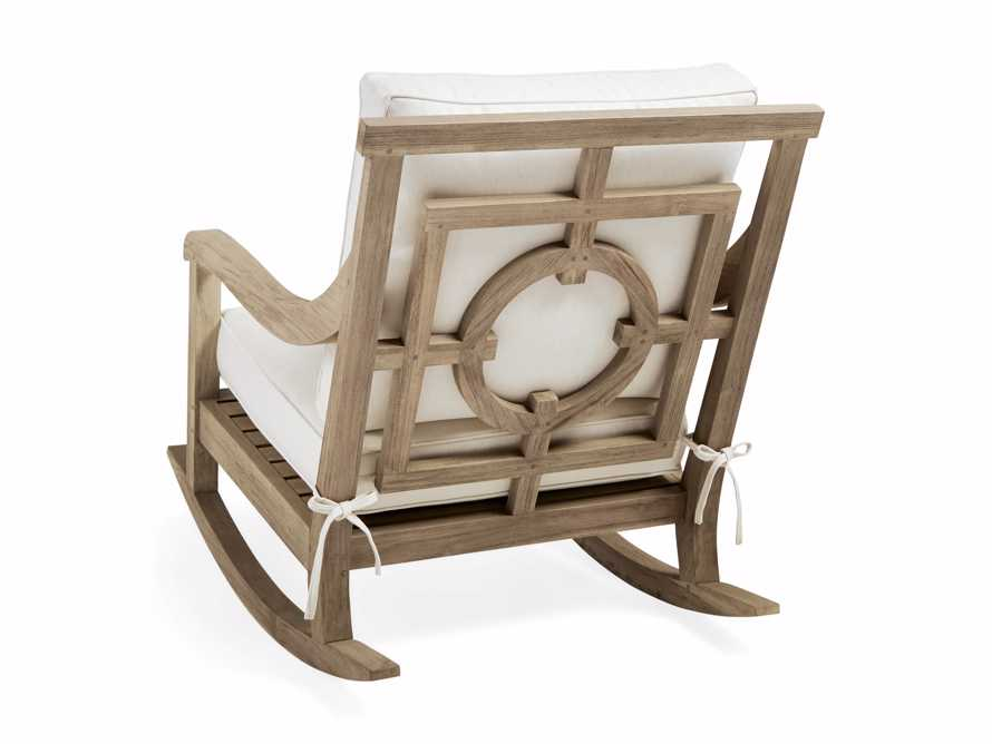 "Hamptons Outdoor 30"" Rocking Chair, slide 6 of 8"