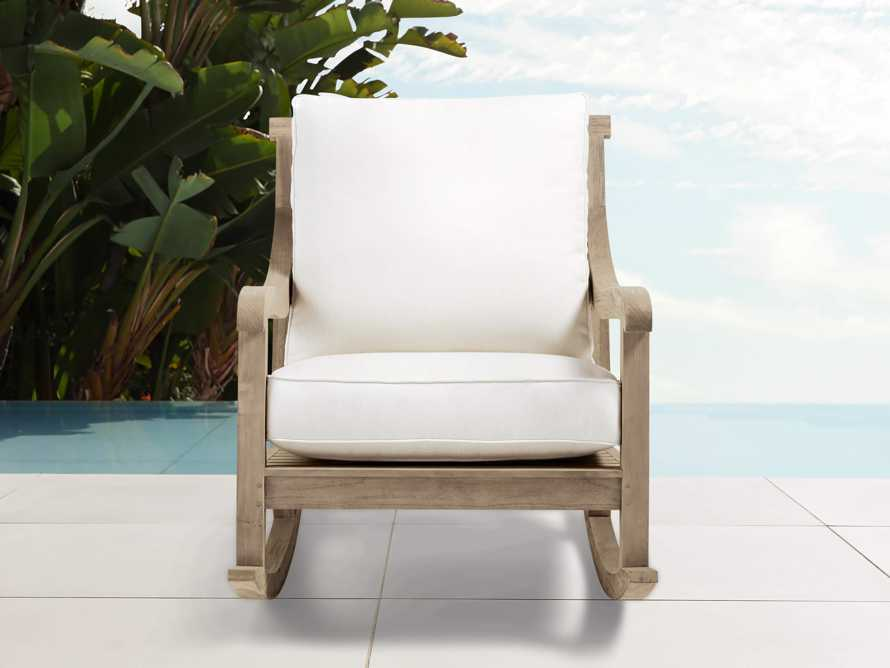 "Hamptons Outdoor 30"" Rocking Chair, slide 2 of 8"
