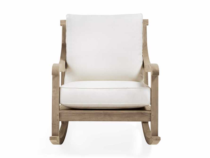 "Hamptons Outdoor 30"" Rocking Chair, slide 3 of 8"