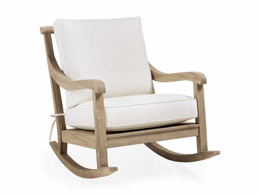 "Hamptons Outdoor 30"" Rocking Chair, slide 4 of 8"