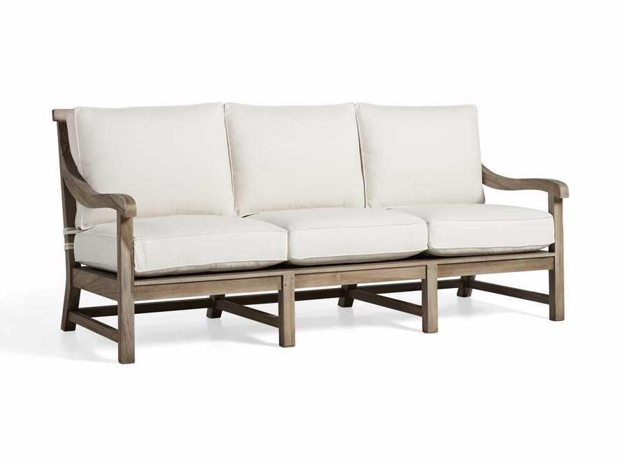 """Hamptons Outdoor 83"""" Sofa, slide 4 of 10"""