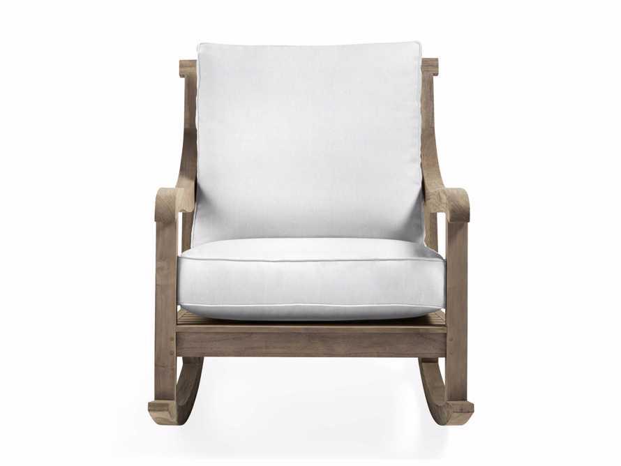 """Hamptons Outdoor 30"""" Rocking Chair, slide 2 of 2"""