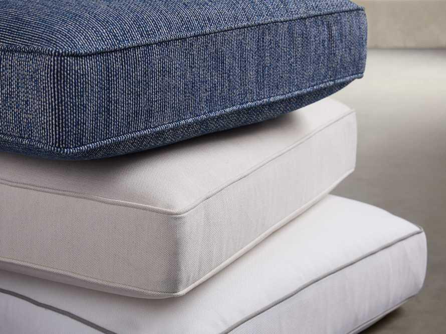 "Logan Outdoor 92"" Sofa Cushion, slide 2 of 2"