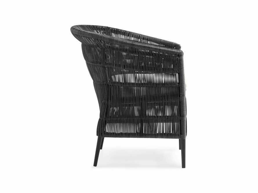 "Malawi Outdoor 81"" Dining Arm Chair"